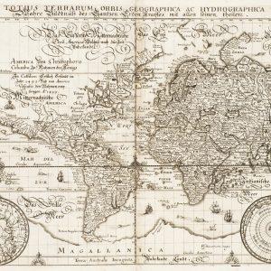 Äldre grafik, böcker & kartor