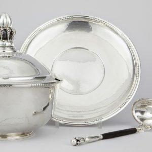 Modernt silver & smycken
