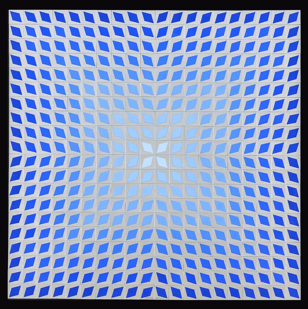 "Vasarely's ""400"""