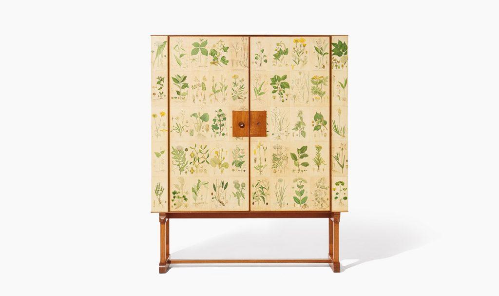 """Josef Frank, """"Flora"""". Sålt för 640.000 kr"""